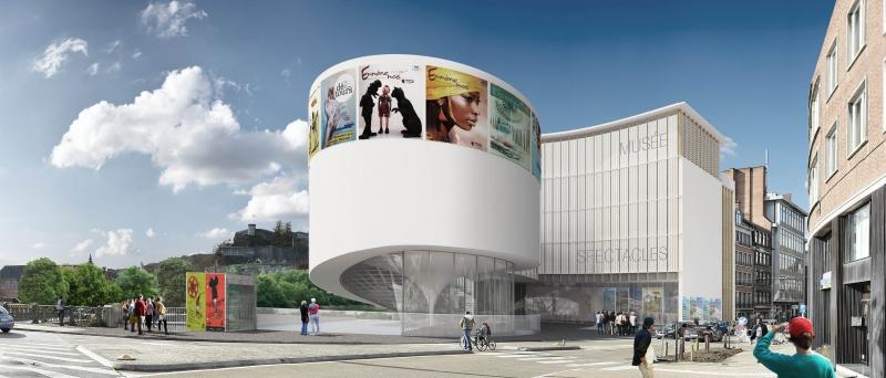 """Résultat de recherche d'images pour """"Maison de la Culture Namur photos"""""""